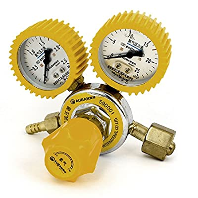 0-2.5Mpa 0-25Mpa Oxygen Gas Welding Welder Regulator Pressure Gauge