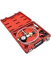 maXpeedingrods Sistema de resfriamento do motor refil de radiador a vácuo, kit de ferramentas automotivo para tanque de água anticongelante