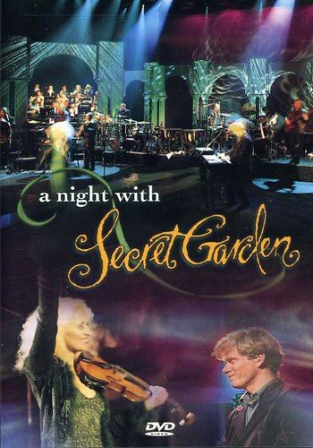 DVD : Secret Garden - A Night With Secret Garden (DVD)