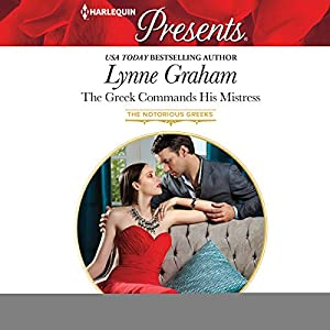The Greek Commands His Mistress Audiobook