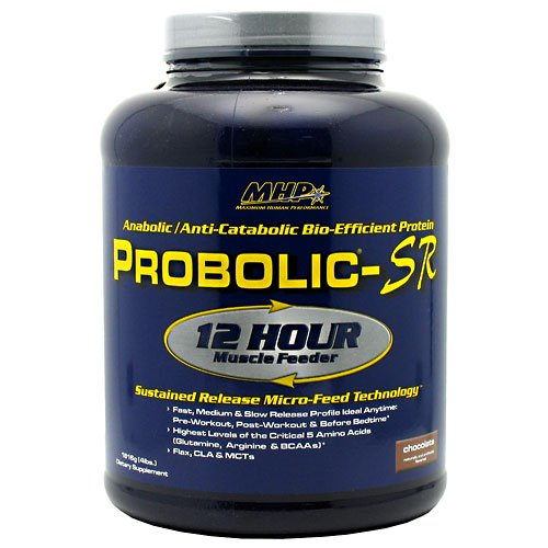 MHP Probolic-SR Chocolate, 4-Pounds