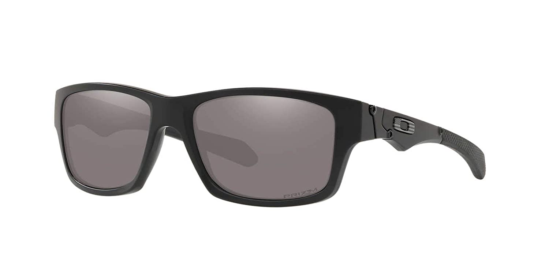 8c1ddb5661669 Amazon.com  Oakley Mens Sunglasses Black Matte Black - Non-Polarized -  56mm  Clothing