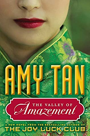 book cover of Valley of Amazement