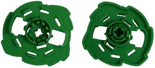 Recamania Mando Programador Lavadora Zanussi Verde 1247997016 ...