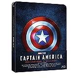 Captain America 1-3 - Trilogie (Steelbook) [Blu-ray]