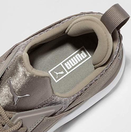 Ep strap Puma Sneaker Grigio X Donna Bianco Muse wp4qX4I