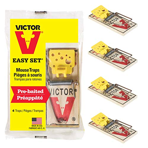 Victor Easy Set Mouse