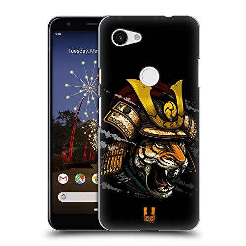 Head Case Designs Shogun Warriors from The Wild Hard Back Case Compatible for Google Pixel 3a
