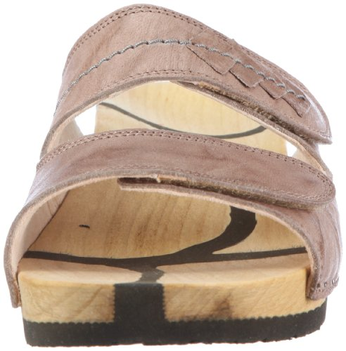 Chung Shi Wooccoli Barbara 3000220 - Sandalias de cuero para mujer Marrón