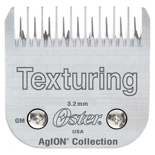(Oster Detachable Blade Texturing Blade Fits Classic 76, Octane, Model 1, Model 10, Outlaw Clippers 76918-306)