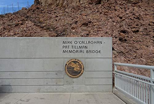 - Canvas Print Dam Site Colorado Bridge River Hoover Dam Dam Vivid Imagery Stretched Canvas 32 x 24