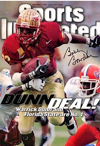 Bobby Bowden 'Dunn Deal' Sports Illustrated Autograph Replica Poster - Florida State Seminoles Framed Sport Prints