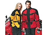 ROADGEAR XCALIBER JACKET Womens Large Yellow and Black