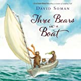 Three Bears in a Boat, David Soman, 0803739931