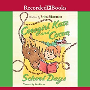 Cowgirl Kate & Cocoa Audiobook