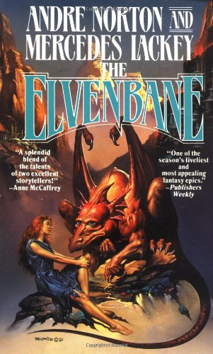 The Elvenbane (Halfblood Chronicles, Bk. 1)