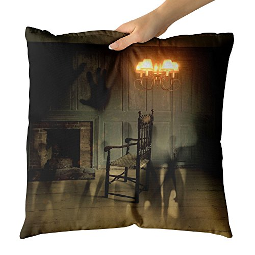 Westlake Art - Darkness Light - Decorative Throw Pillow Cushion - Picture Photography Artwork Home Decor Living Room - 14x14 Inch by Westlake Art