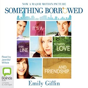 Something Borrowed Audiobook