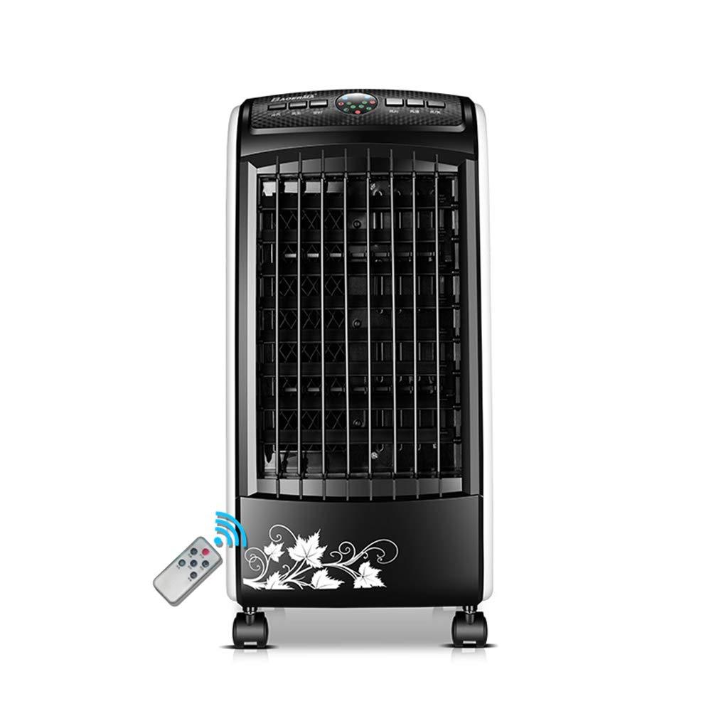 品揃え豊富で ZHIRONG シングルコールドエアコンファン - リモートコントロール加湿タイミングエアクーラー3スピード3風モードモバイル冷却ファン65W   B07G77XN1H, 鴨川市 34f7ca4f