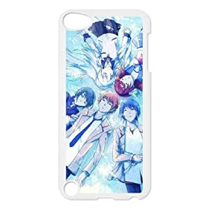 iPod Touch 5 phone case White anime angel beats SSSD7229176