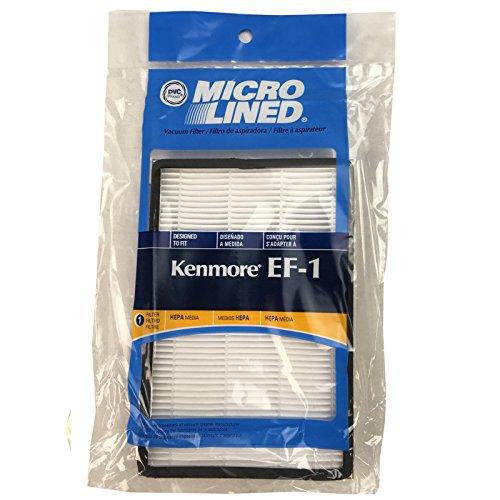 Kenmore EF-1 Vacuum Cleaner Filter 86889