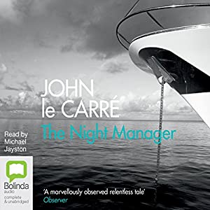 The Night Manager Audiobook