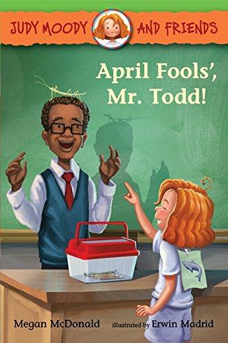 April Fools', Mr. Todd! (Judy - Best Fools April Day