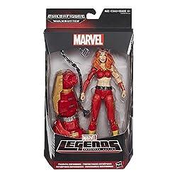 Marvel Legends Infinite Series Fearless Defenders Thundra