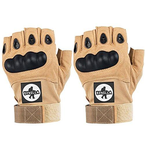 1/2 Gloves - 4