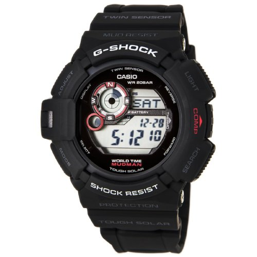 Casio G Shock Mudman Digital Dial Men