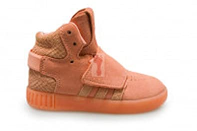 new product f7d2b 24225 adidas Kids Tubular Invader Strap C