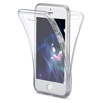 Funda iPhone 7 Plus/ 8 Plus,Ultra 360 Grados Slim Completa ...