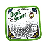 Cajun Creations Okra Gumbo Pot Holder