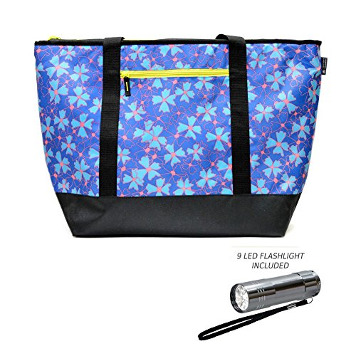 12 Gallon Insulated MEGA TOTE BAG - The Best Way to Transport Frozen Food, Perishables & Hot Food!