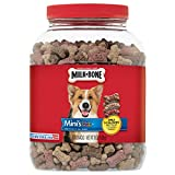 Milk-Bone Flavor Snacks  Dog Treat, Mini Biscuits,...