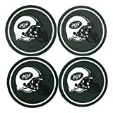 "The Northwest Company New York Jets Flexible 4"" Coasters"