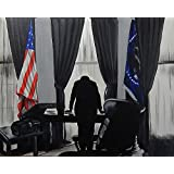 bay of pigs by ed capeau 16x12 art print poster wall decor american history jfk john amazoncom white house oval office