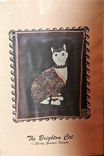 - The Brighton Cat Quilt Pattern - Shirley Gardner Designs