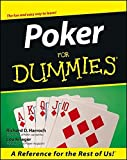 img - for Poker For Dummies by Richard D. Harroch (2000-04-24) book / textbook / text book