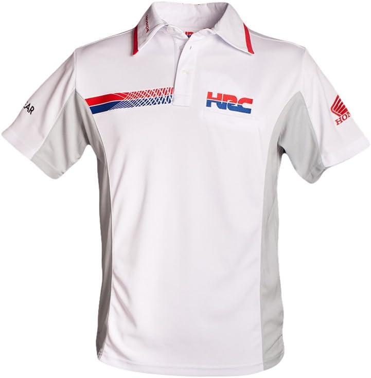 Pedrosa Officiel 2017 Honda Repsol Moto GP /équipe Blanc T-shirt Marquez