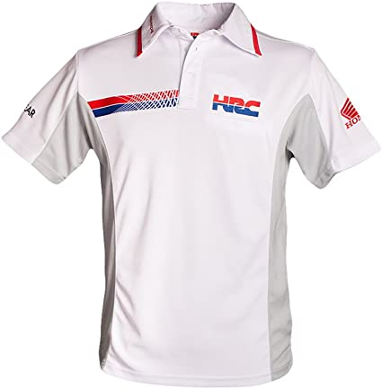 Polo Oficial HRC Team (S): Amazon.es: Coche y moto