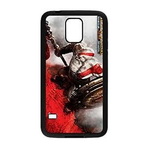 god of war ghost of sparta Samsung Galaxy S5 Cell Phone Case Black xlb2-342348