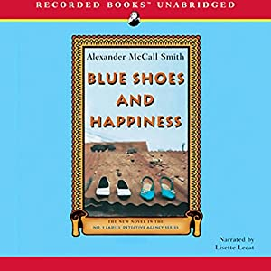 Blue Shoes and Happiness Audiobook