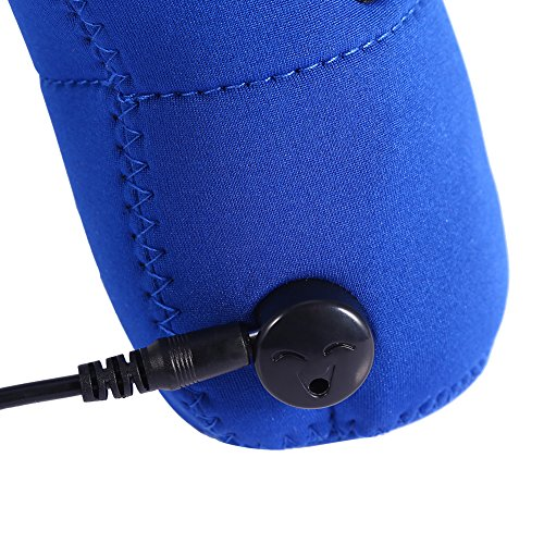 Travel Car Baby Bottle Warmer Milk Warmer Bag,Portable 12V Car Food Water Bottle Heater Warmer,Keep Temperature Bag by GLOGLOW (Image #5)