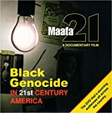Buy Maafa 21: Black Genocide In 21st Century America