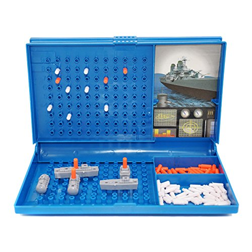 Strategy Games, NACOLA Classical Head To Head Strategy Game Ship Compare To Battleship Board Game (Board Game Free Ship)