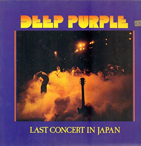 Last Concert Japan Deep Purple product image