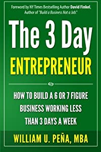 The 3 Day Entrepreneur from Sapient Business Solutions