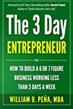 img - for The 3 Day Entrepreneur book / textbook / text book