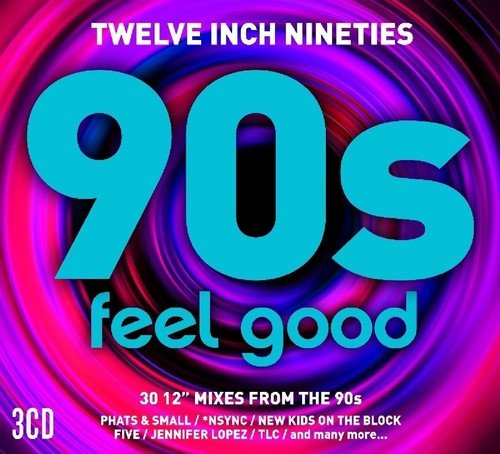 Mj Dunk Slam - Twelve Inch 90S: Feel Good / Various Artists